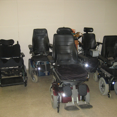 Electric Wheel Chairs